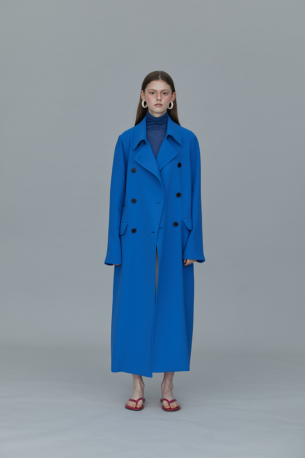 CT01PL01BLUE TRENCH CT